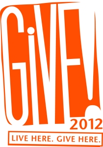2012 Indy Give! Logo