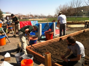 Service Project 047