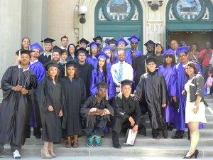 Our 2012-2013 YouthBuild graduates!