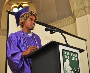 Richmond Johnson shares his poem
